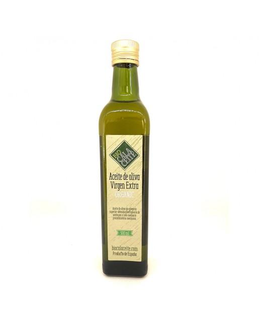 Aceite de Oliva Virgen Extra Organic 500 ML