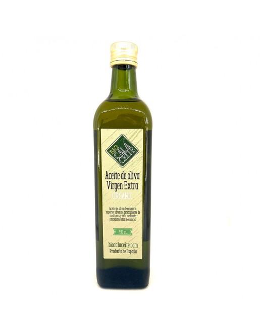 Aceite de Oliva Virgen Extra Organic 750 ML