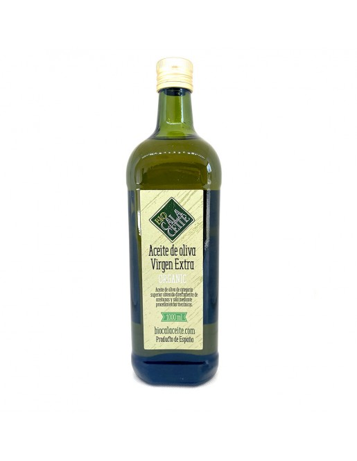 Aceite de Oliva Virgen Extra Organic 1L.