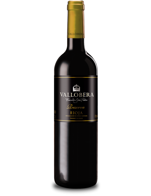 VALLOBERA RESERVA 2015 75 CL.