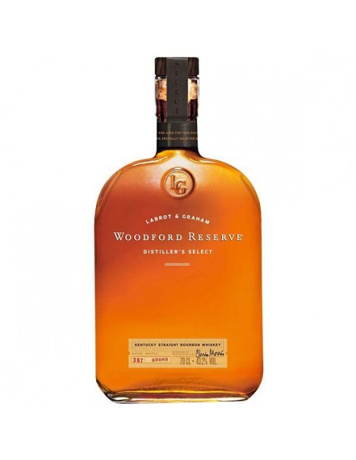 WHISKY WOODFORD RESERVE 0,70L
