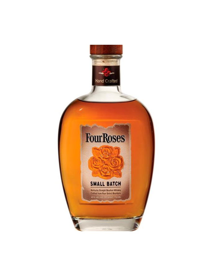 WHISKY FOUR ROSES SMALL BATCH 0,70L