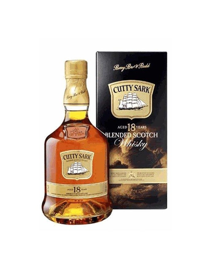 WHISKY CUTTY SARK DISCOVERY 18 AÑOS 0,70L