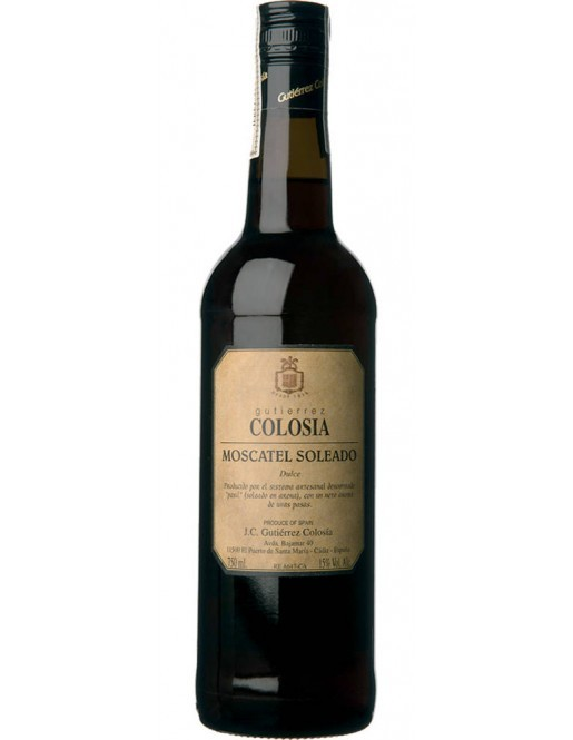 MOSCATEL COLOSIA 75CL