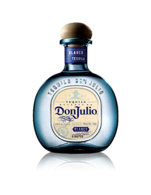 TEQUILA DON JULIO BLANCO 70 CL.
