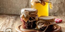 Mermeladas, miel y confituras