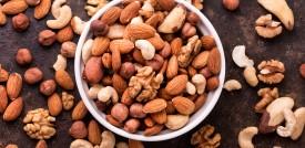 Snacks, frutos secos y encurtidos
