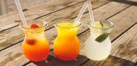 Aguas, refrescos y zumos
